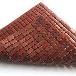 Best Bamboo office chair mat